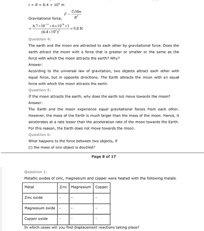Chemistry Question Paper for CBSE Class 12