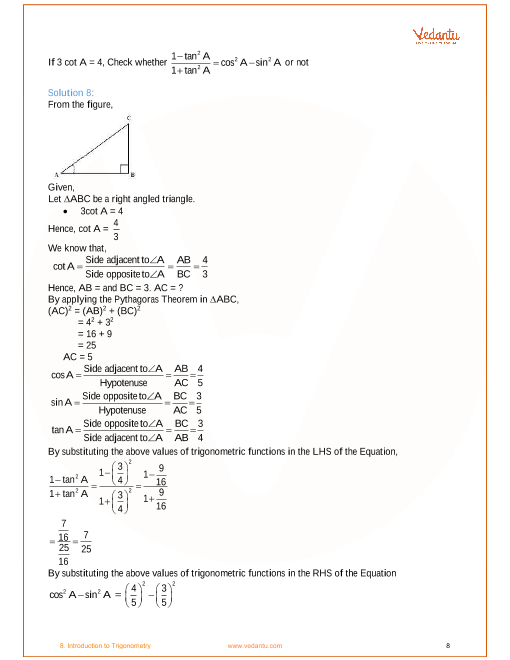 Beaches] Trigonometric equations class 10