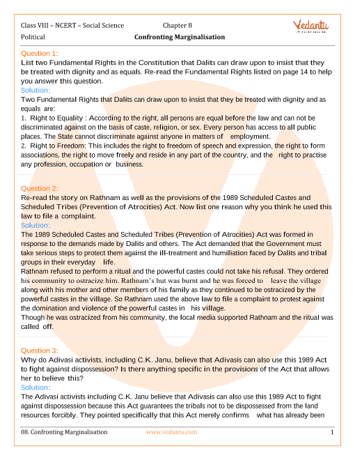 ncert class 8 history mcq pdf