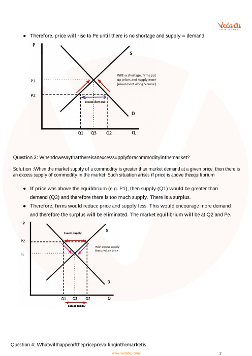 NCERT Solutions for Class 12 Micro Economics - Chapter 5