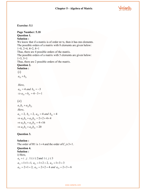 RD Sharma Class 12 Solutions Chapter 5 part-1