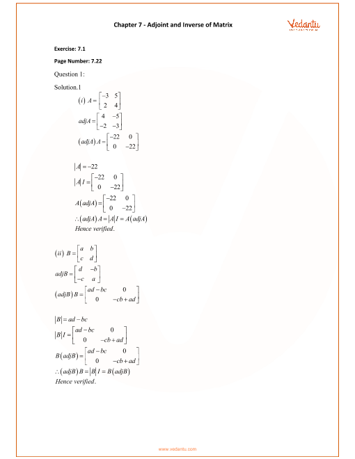 RD Sharma Class 12 Solutions Chapter 7 part-1