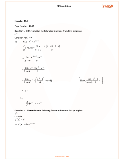 RD Sharma Class 12 Solutions Chapter 11 part-1