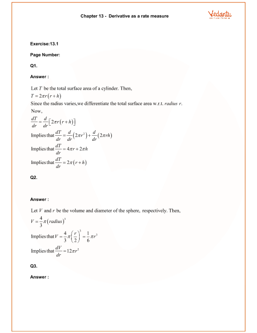 RD Sharma Class 12 Solutions Chapter 13 part-1