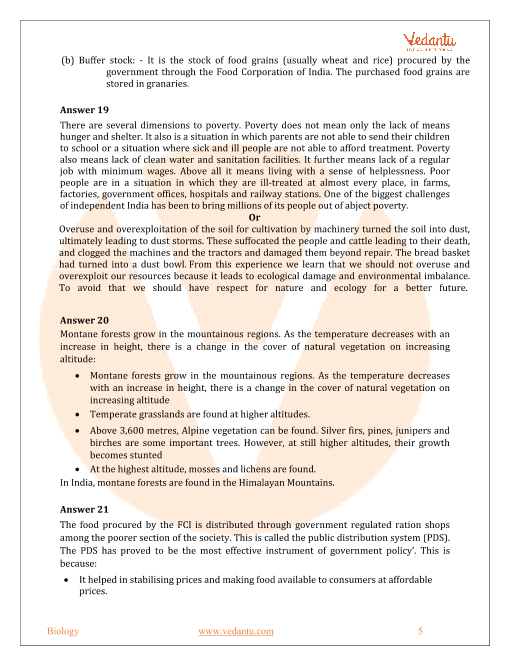 CBSE Sample Paper for Class 9 Social Science with Solutions