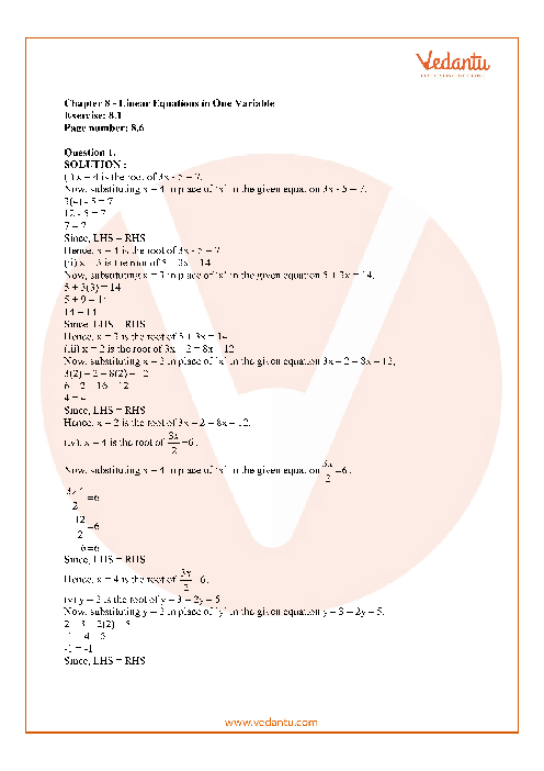RD Sharma Class 7 Solutions Chapter 8 part-1