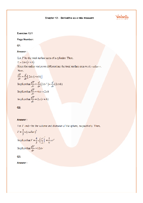 RD Sharma Class 12 Solutions Chapter-13 part-1