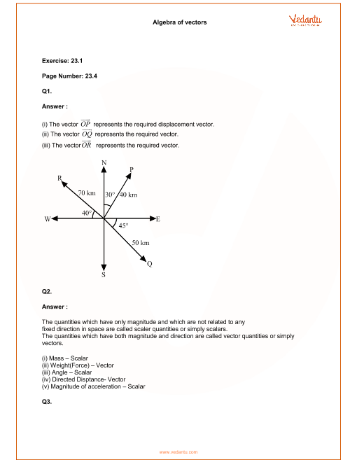 RD Sharma Class 12 Solutions Chapter-23 part-1