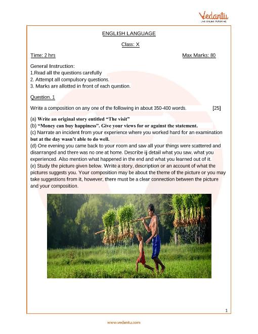ICSE_Class 10_English_Sample paper_2 part-1