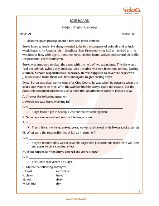 ISCE_Class 06_English_Sample paper_2 part-1