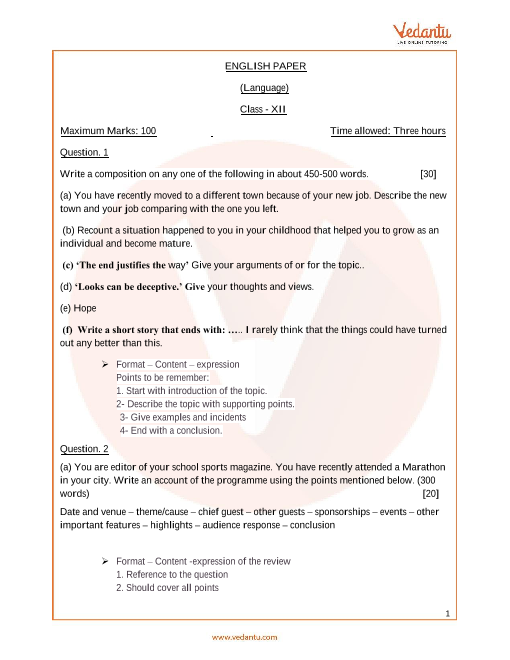 ISC_Class 12_English_Sample paper_1 part-1