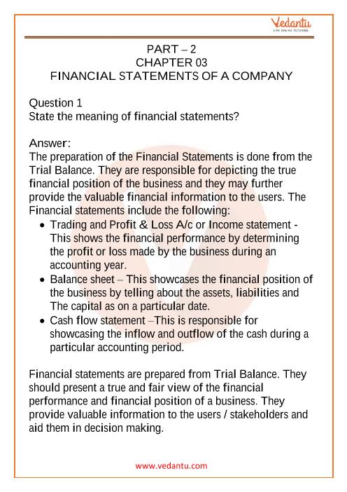 Class 12 Accountancy Part 2 Chapter 3 part-1
