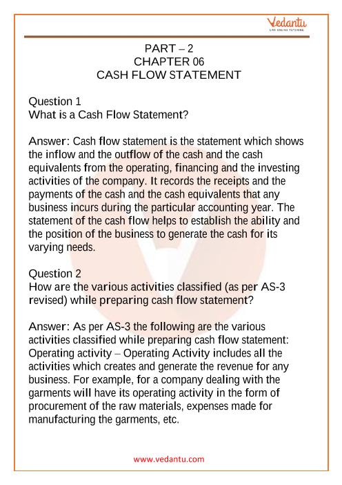 Class 12 Accountancy Part 2 Chapter 6 part-1
