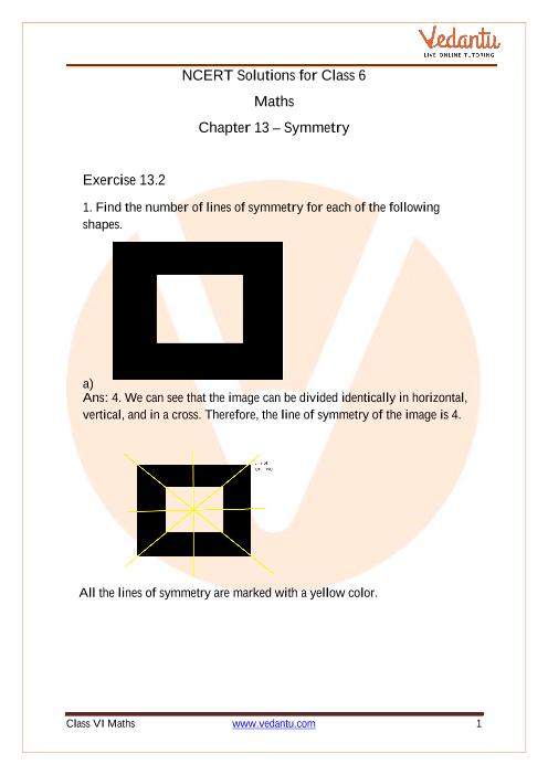 Symmetry-4-10 part-1