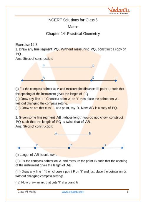 Practical Geometry - 1-7-8 part-1