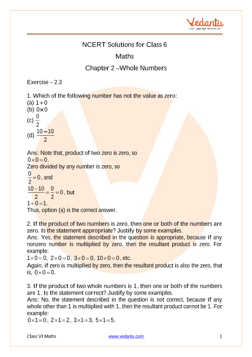 Access NCERT Solutions for Class 6 Maths Chapter 2 – Whole Numbers part-1