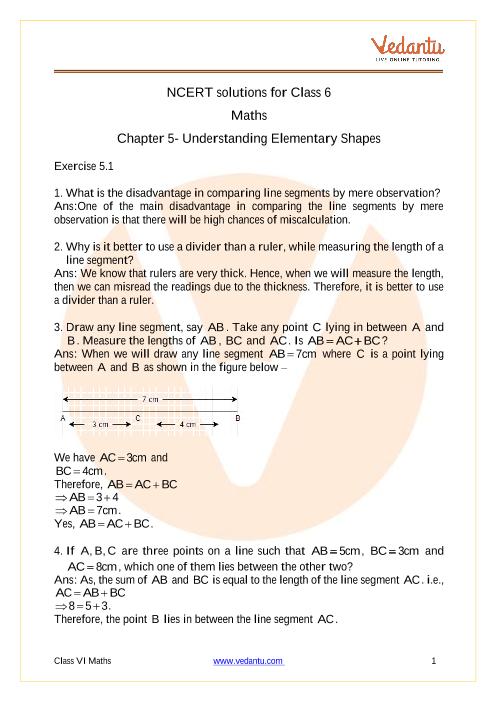 Understanding Elementary Shapes part-1