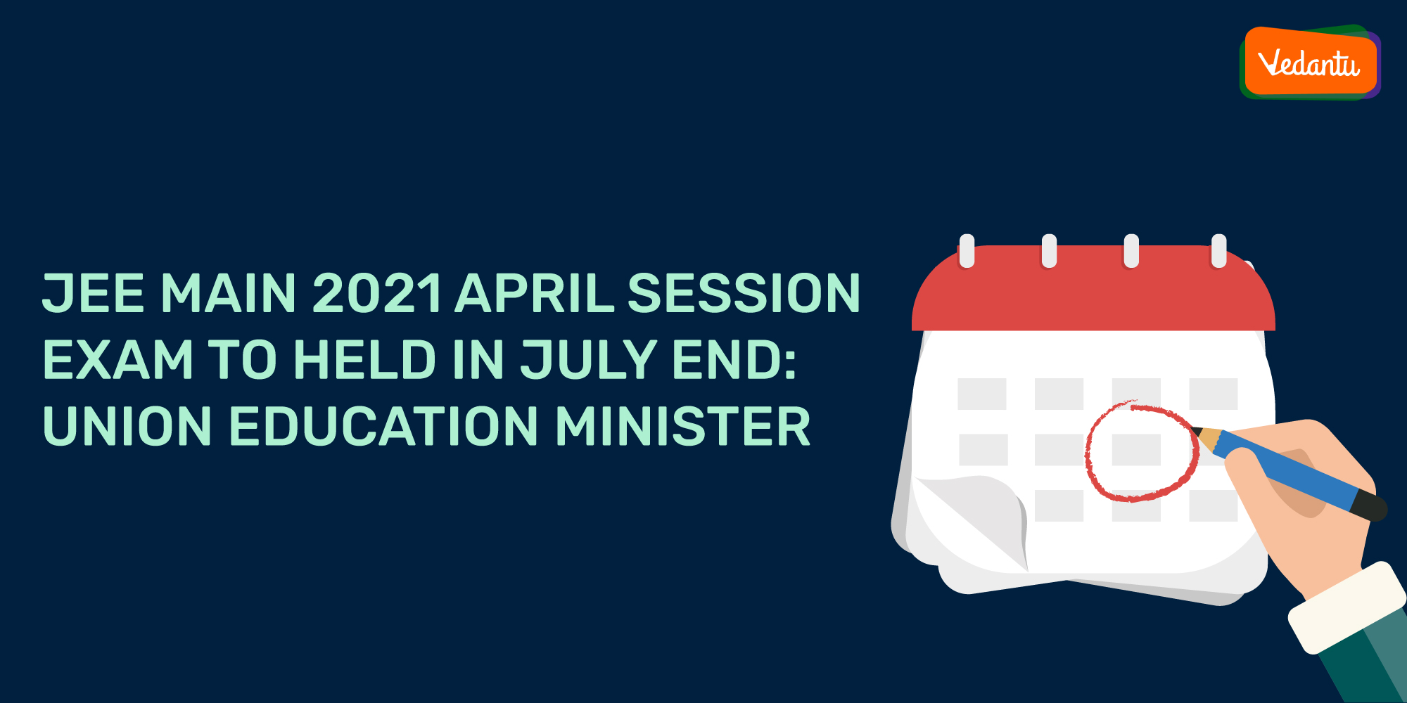 JEE Main 2021 April Session Exam To Held In July End: Union Education Minister