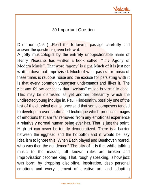 IEO_Class 8_Important Questions part-1