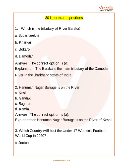 IGKO_Class 8_Important Questions part-1