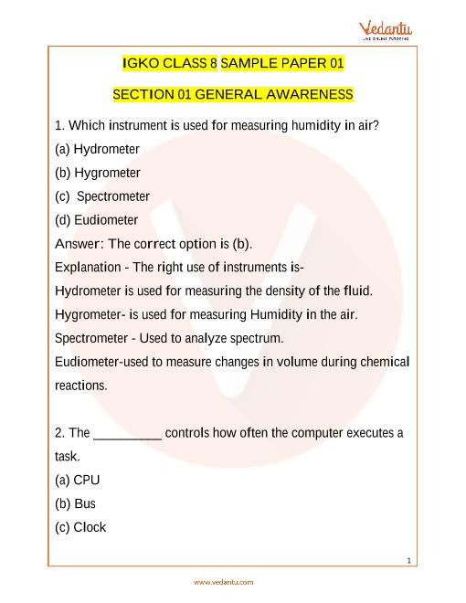 IGKO_Class 8_Sample Paper_1 part-1