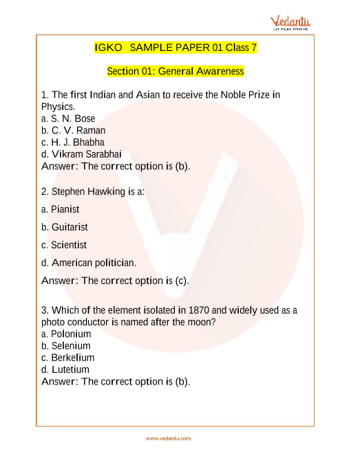IGKO_Class 7_Sample Paper_2 part-1