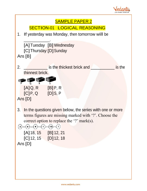 IMO_Class 1_Sample Paper_2 part-1