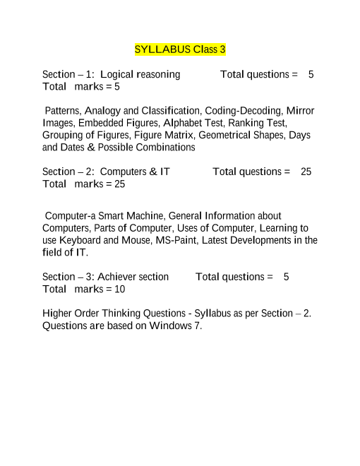 Syllabus_Class 3 part-1