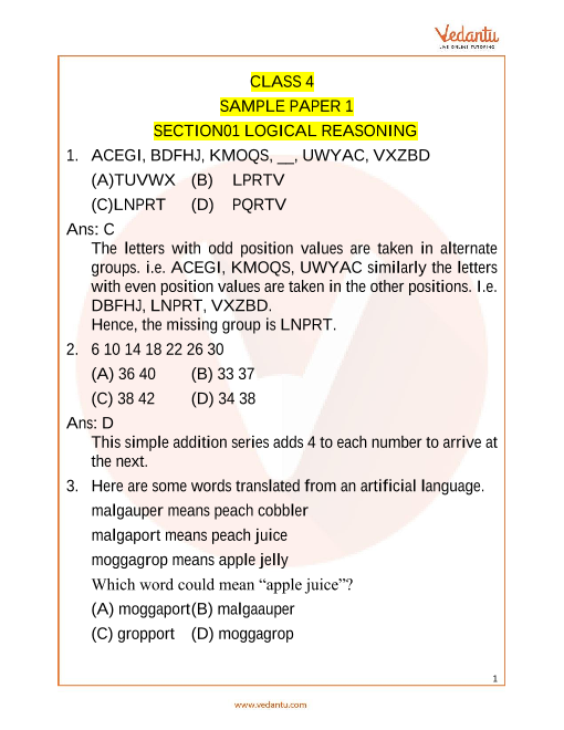NSO_Class 4_Sample Paper_1 part-1