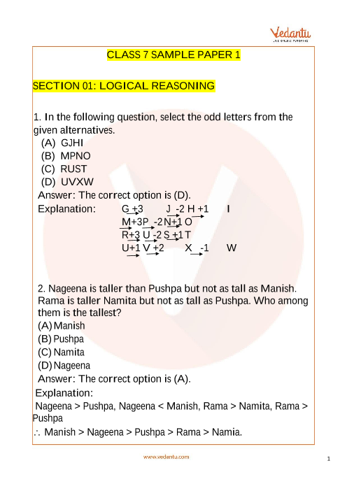 NSO_Class 7_Sample Paper_1 part-1
