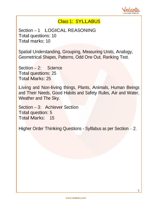 Syllabus_Class 1 part-1
