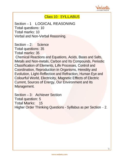 Syllabus_Class 10 part-1