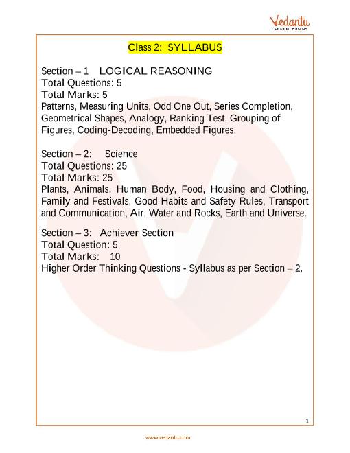 Syllabus_Class 2 part-1