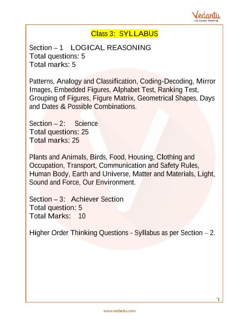 Syllabus_Class 3 part-1