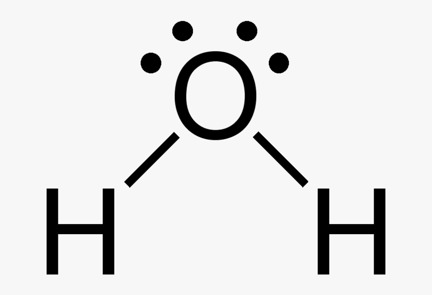The Correct Electron Dot Structure Of Water Molecule Class