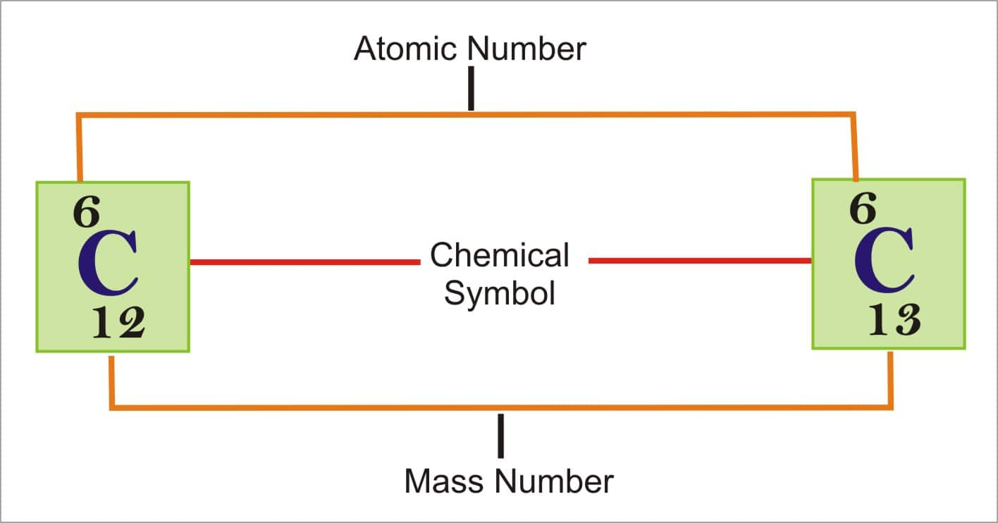 Atomic Number and Mass Number | Difference Between Atomic
