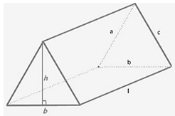 Volume of a Triangular Prism Formula | Definition & Examples